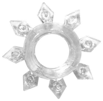 Эрекционное кольцо Lola Toys Rings Gear прозрачный