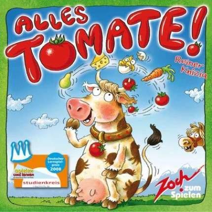 Игра настольная Zoch Alles Tomates Аллес Томате