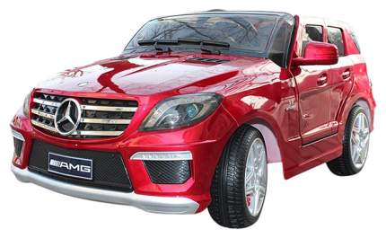 Rt Ml63 Электромобиль Mercedes-Bens Amg 12V R/C Бордо с Резиновыми Колесами