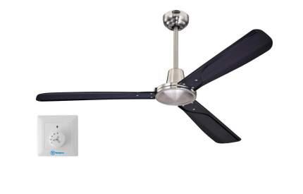 Потолочный вентилятор Westinghouse Urban Gale Silver (72020WES)