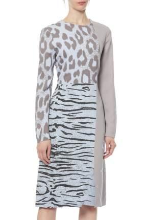 Платье женское Salvatore Ferragamo бежевое 40