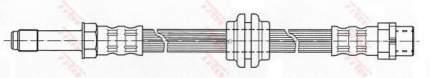 Шланг тормозной системы TRW/Lucas PHB426 передний