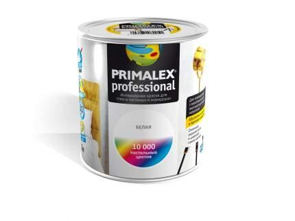 Краски для внутренних работ Primalex Prof base белая 1л, 426844