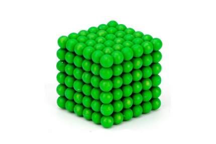 Куб из магнитных шариков Forceberg Cube 5 мм,светящийся в темноте,216 эл.
