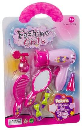Игровой набор парикмахера Fashion Girls, 7 предметов