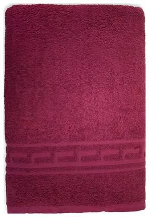 Полотенце для лица, полотенце для рук Belezza Ocean красный