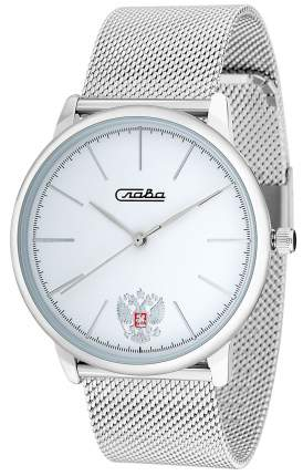 Наручные кварцевые часы Слава Традиция 1721978/2035-100