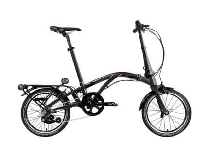 "Велосипед Dahon Curl I4 2019 20.5"" black"