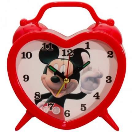Часы-будильник VT Сердце красные 4501048 4501048