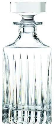 Графин Rcr Cristalleria Italiana Prato Style Prestige 850 мл