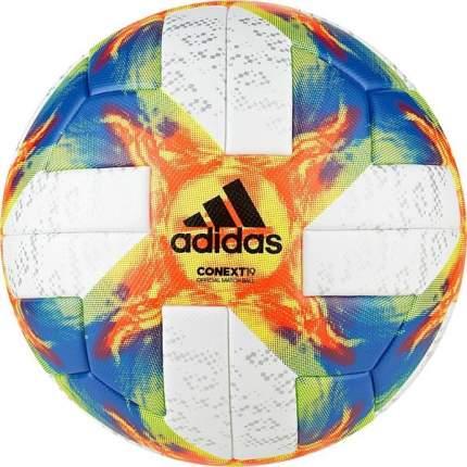 Мяч футбольный Adidas Conext 19 OMB арт.DN8633 р.5