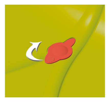 Песочница-бассейн Smoby бабочка 167x111x18 см