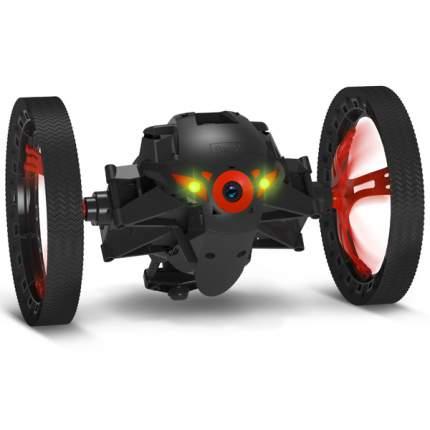 Радиоуправляемый дрон Parrot Робот Jumping Sumo Black