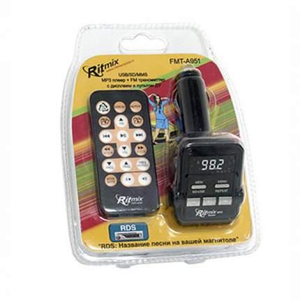FM-трансмиттер Ritmix FMT-A951