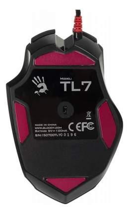 Игровая мышь A4Tech Bloody Terminator TL7 Grey/Black