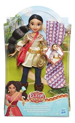 Кукла Disney модная Елена в наряде для приключений c0378