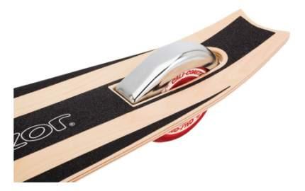 Самокат Razor California Longboard Wood коричневый
