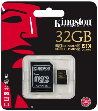 Карта памяти Kingston Micro SDHC SDCG 32GB