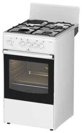 Комбинированная плита Darina 1A KM 341 322 W White