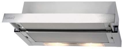 Вытяжка встраиваемая CATA TF 2003 60 Duralium Silver