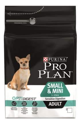 Сухой корм для собак PRO PLAN OptiDigest Small&Mini Adult, для мелких пород, ягненок 0,7кг