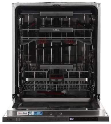 Встраиваемая посудомоечная машина 60 см AEG FSR93800P