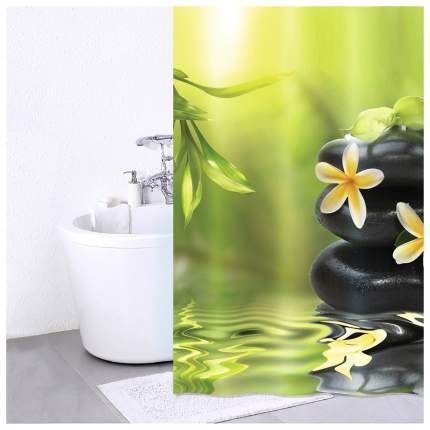 Штора для ванной IDDIS Spa Therapy