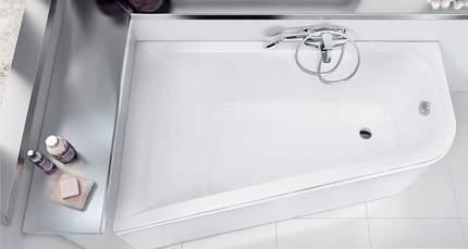 Акриловая ванна AM.PM Inspire 160х100 без гидромассажа