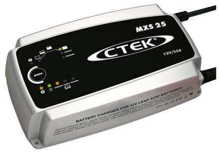 Зарядное устройство для АКБ Ctek MXS 25 13,6-15,8B 500Ач 4960652752565