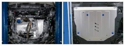 Защита картера и кпп RIVAL для Honda (333.2131.1)