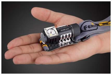 Туристический фонарь Fenix HL50 черный, 4 режима