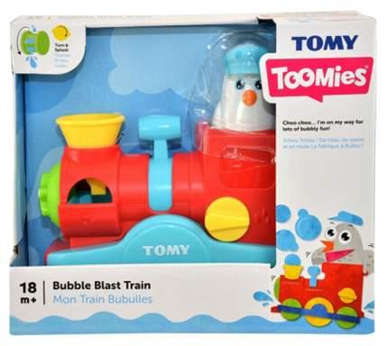 Интерактивная игрушка для купания Toomies Веселый паровозик