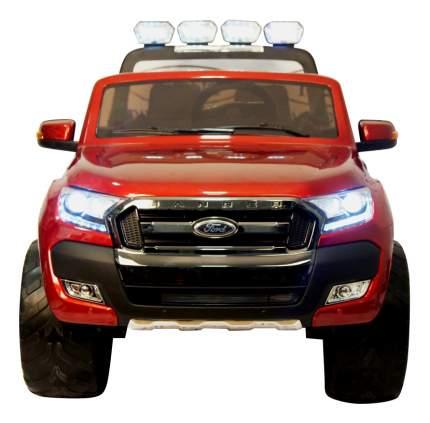 Электромобиль New Ford Ranger вишневый RIVERTOYS