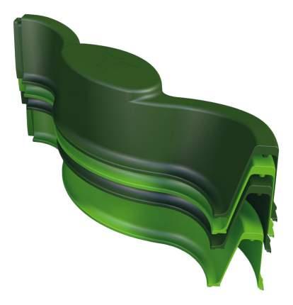 Песочница Big сборная 112х112 см Зеленый