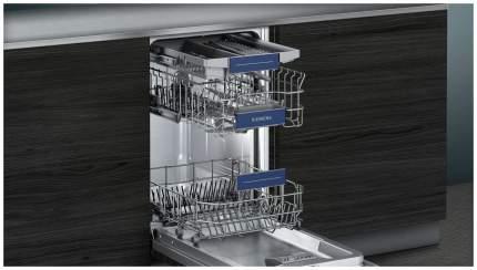 Встраиваемая посудомоечная машина 45 см Siemens iQ100 SR615X72NR