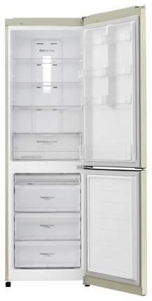 Холодильник LG GA-E429SERZ Beige