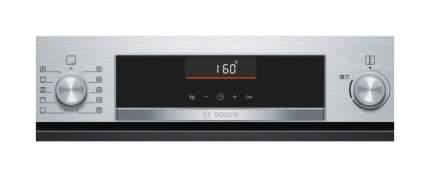 Встраиваемый электрический духовой шкаф Bosch HBG536HS0R Silver