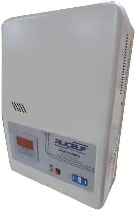 Однофазный стабилизатор RUCELF SRW-12000-D