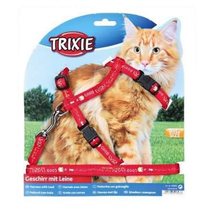 Шлейка для кошек Trixie Cat Harness XL размер 34 х 57 х 1,3 см