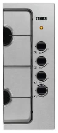 Встраиваемая варочная панель комбинированная Zanussi ZGM62444XA Silver