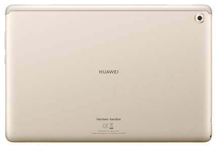 Планшет HUAWEI MediaPad M5 lite BAH2-W19 Белый; Золотистый