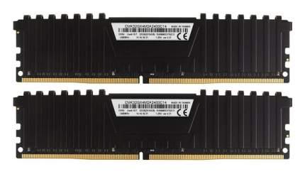 Оперативная память Corsair VENGEANCE LPX 32 Гб DDR4 CMK32GX4M2A2400C14