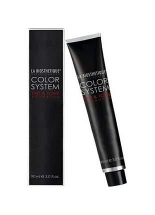 Краска для волос La Biosthetique Tint & Tone 4/3 Шатен золотистый 90 мл