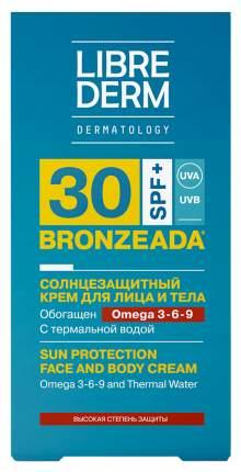 Солнцезащитное средство Librederm Bronzeada SPF 30 150 мл