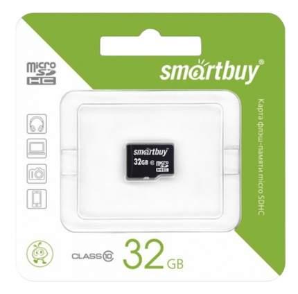 Карта памяти SmartBuy Micro SDHC SB32GBSDCL10-00 32GB