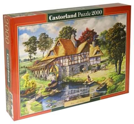 Пазл Castorland Водяная мельница C-200498