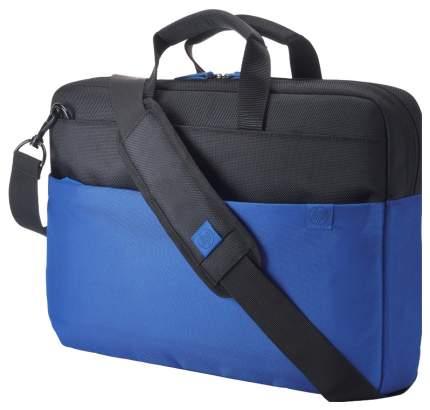 "Сумка для ноутбука 15.6"" HP Pavilion Accent Briefcase Black/Gold"