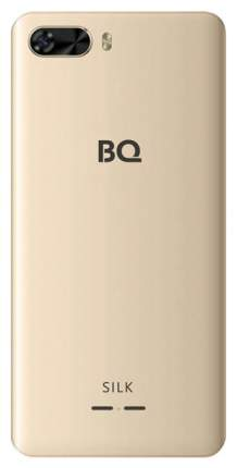 Смартфон BQ BQ-5520L Silk 8Gb Gold