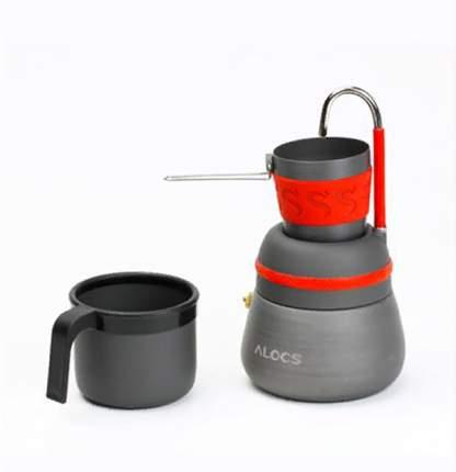 Набор туристической посуды Alocs CW-EM01