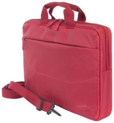 """Сумка для ноутбука 15.6"""" Tucano B-Idea-R красная"""